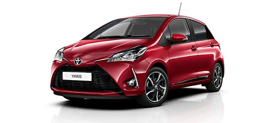 Yaris Trend Selection