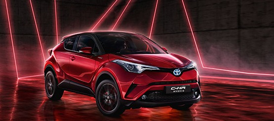Toyota C-HR Aktionsangebot