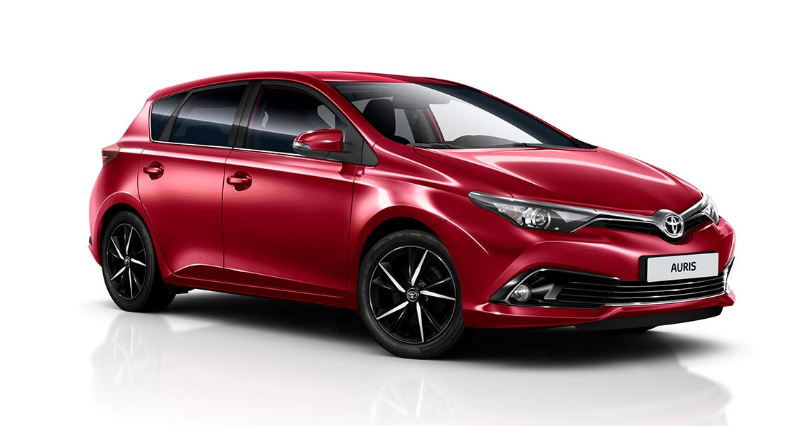 Auris Trend Selection