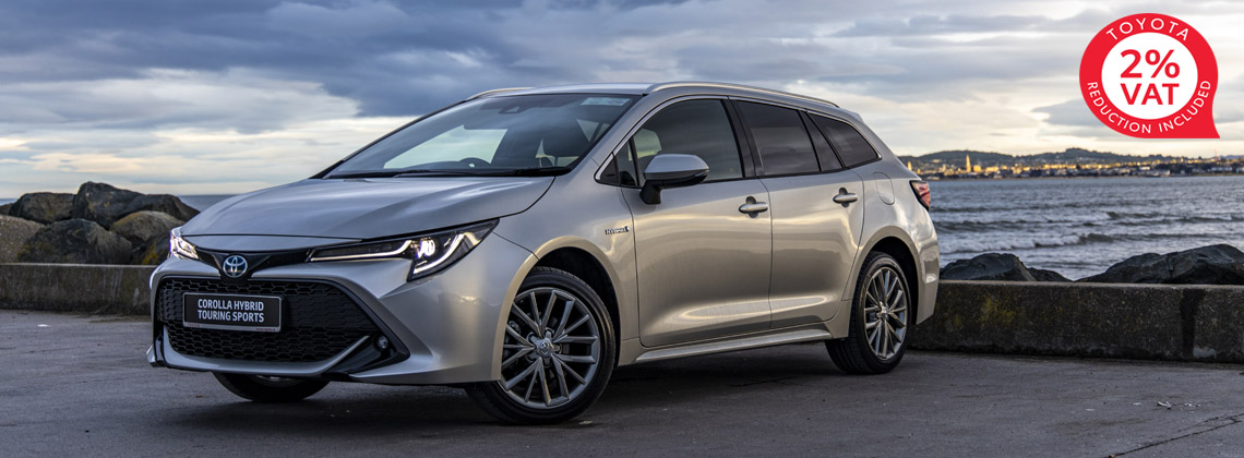 new corolla touring sports image