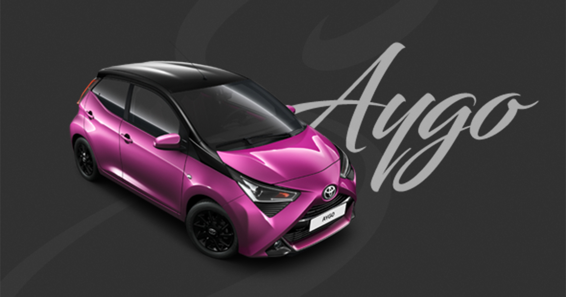 Aygo Limited Selection