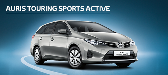 £1150 Customer Saving on Auris TS Active (exc HSD)