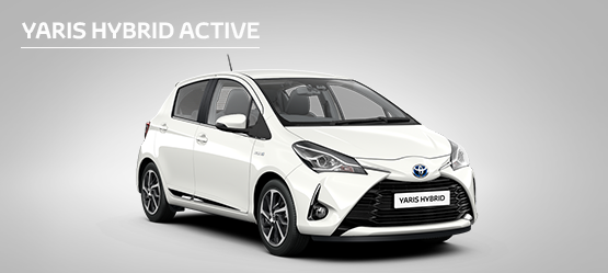 £500 Customer Saving on Yaris Active Hybrid