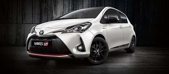 Toyota Yaris 20-Jahre Bonus