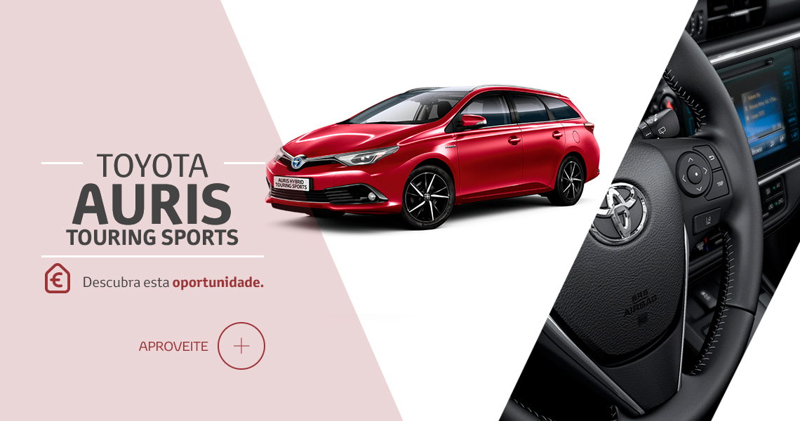 Oferta de Desconto e Equipamento na Auris Touring Sports SQUARE Collection