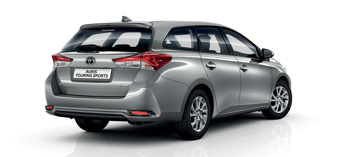 Auris Touring Sports 1.6 Diesel Active