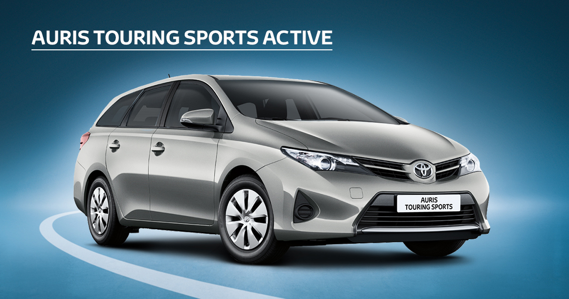 £500 Customer Saving on Auris TS Active (exc HSD)