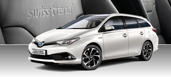 Auris Touring Sports Swiss Trend