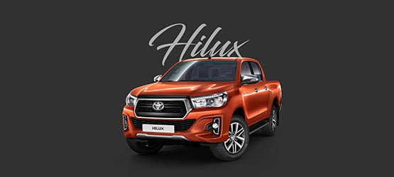 Hilux Limited Selection