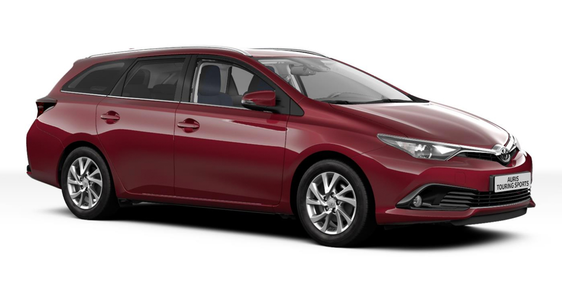 Auris Touring Sports Trend Selection