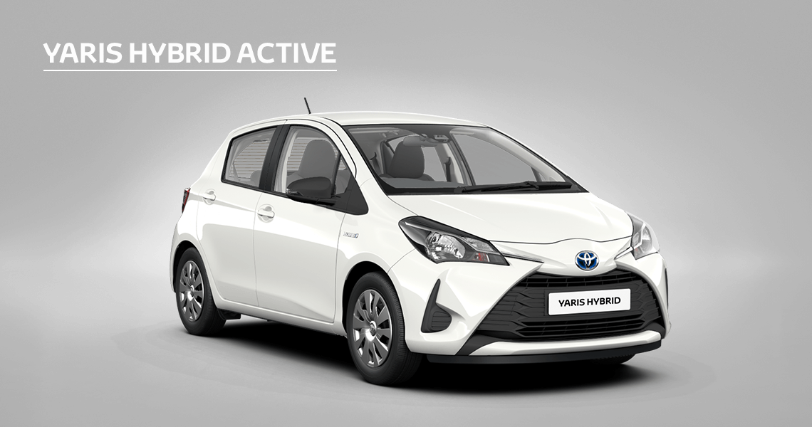 £995 Customer Saving on Yaris Hybrid Active