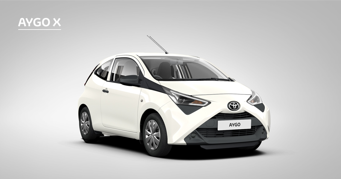 £400 Customer Saving on Aygo X