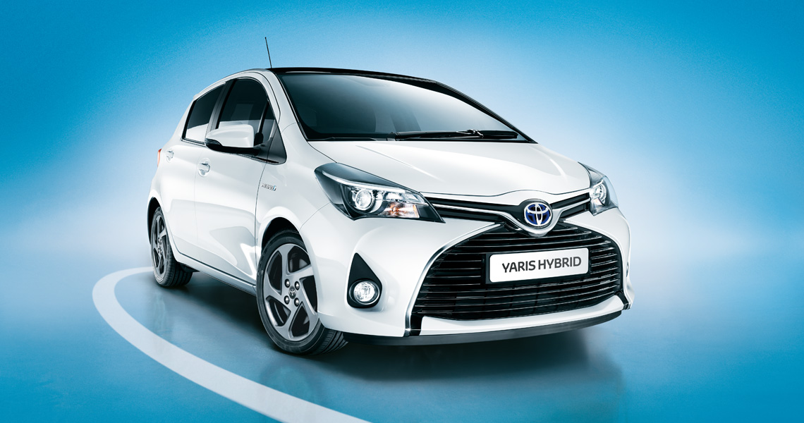 £300 Customer Saving Available on Yaris Active HSD